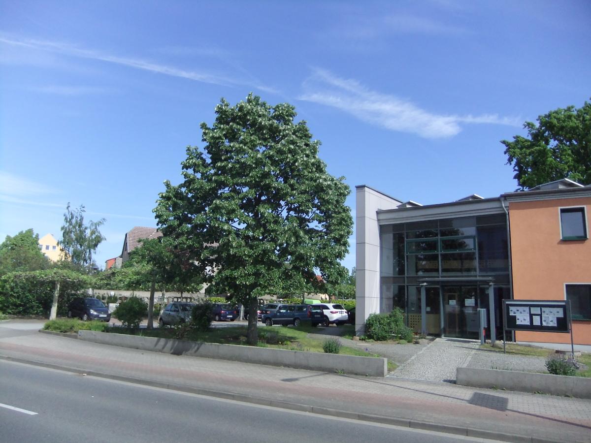 Meißner Str. 53 - mit Parkplatz